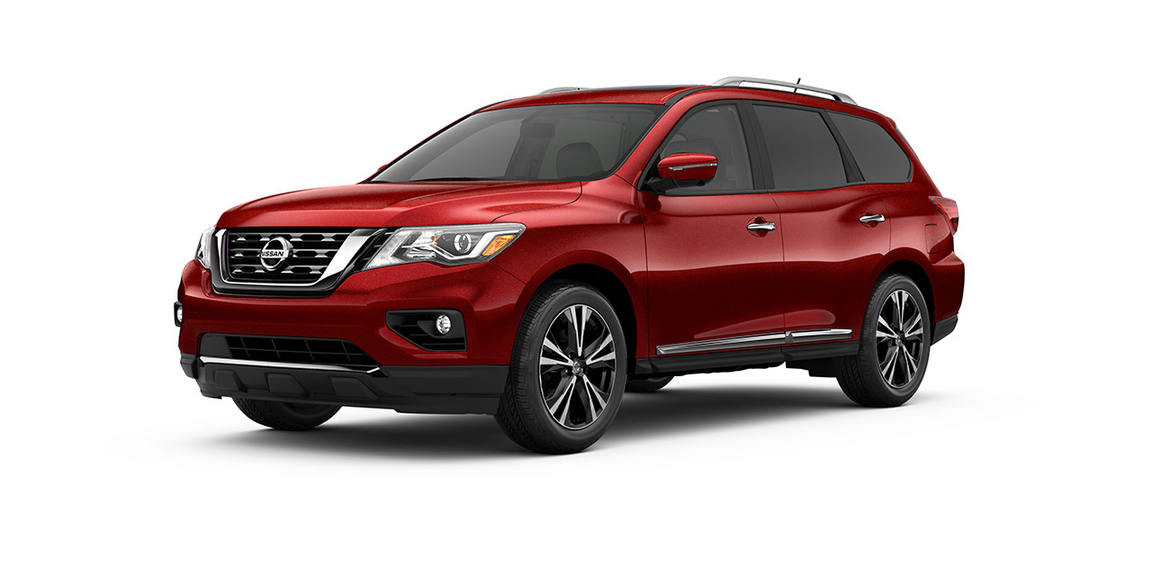 2018 Nissan Pathfinder for sale in Edmonton, AB