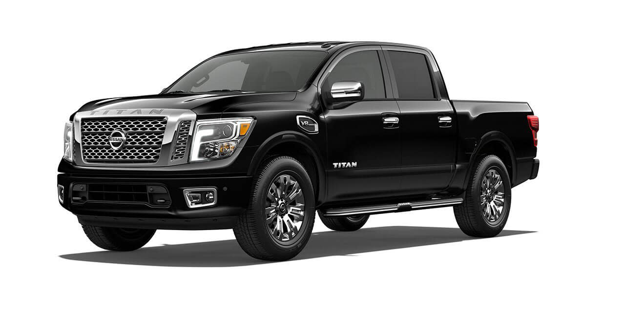2018 Nissan Titan for sale in Edmonton, AB