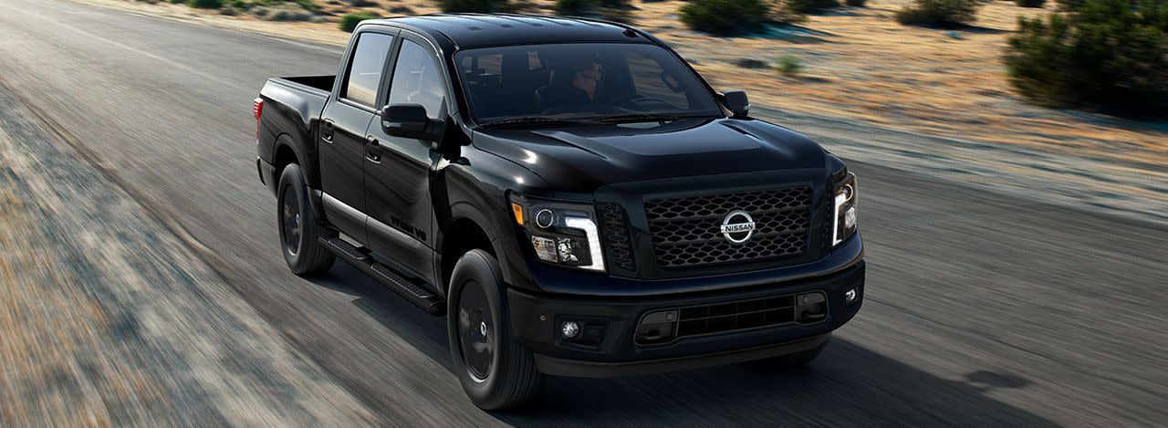 2018 Nissan Titan for Lease in Fredericksburg, VA