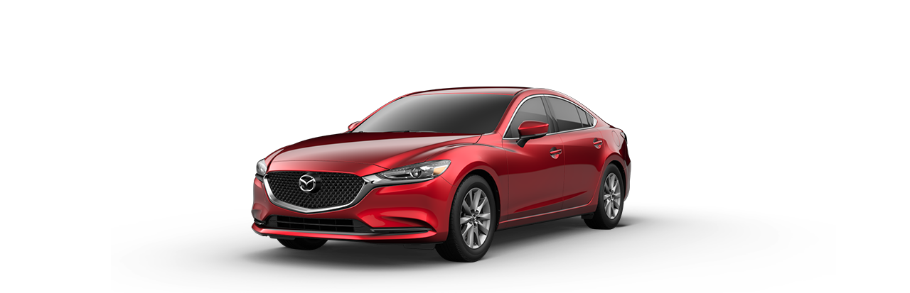 The All-New 2019 Mazda6