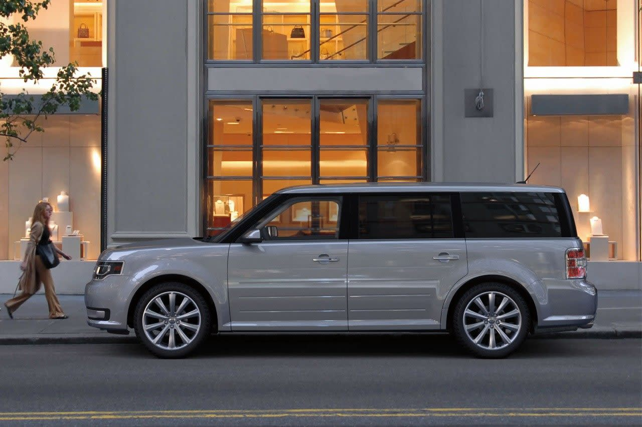 2019 Ford Flex Financing in Garland, TX