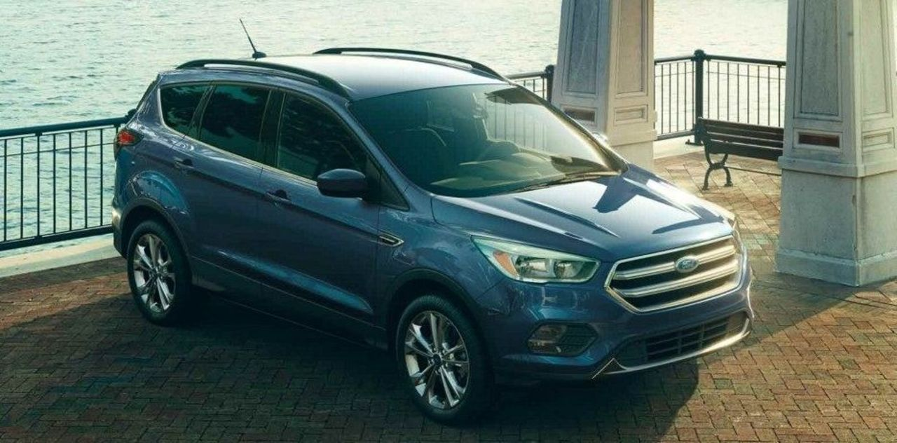 2018 Ford Escape Financing near Richardson, TX