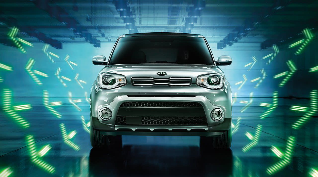 2019 Kia Soul Leasing in Houston, TX