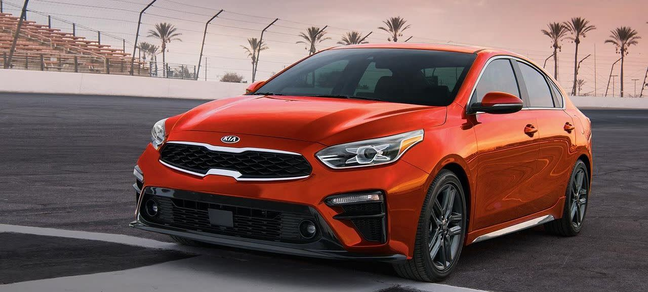 2019 Kia Forte Preview in Honolulu, HI