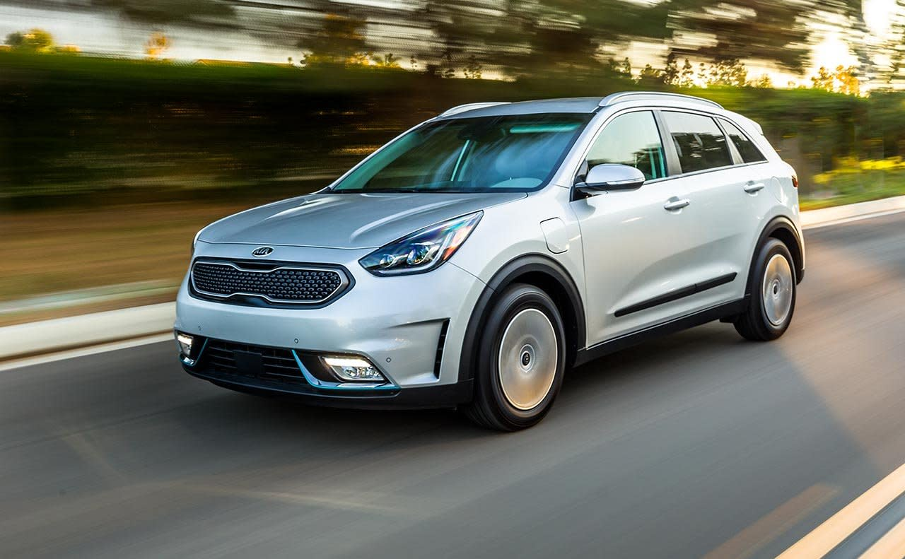 economical and luxury suv kia niro plug in hybrid phev. Black Bedroom Furniture Sets. Home Design Ideas