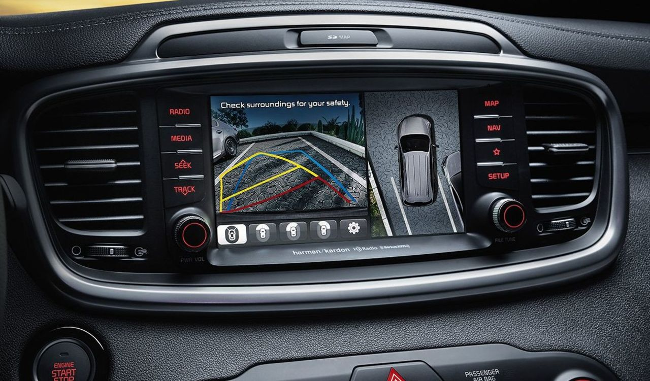 Technology in the Sorento