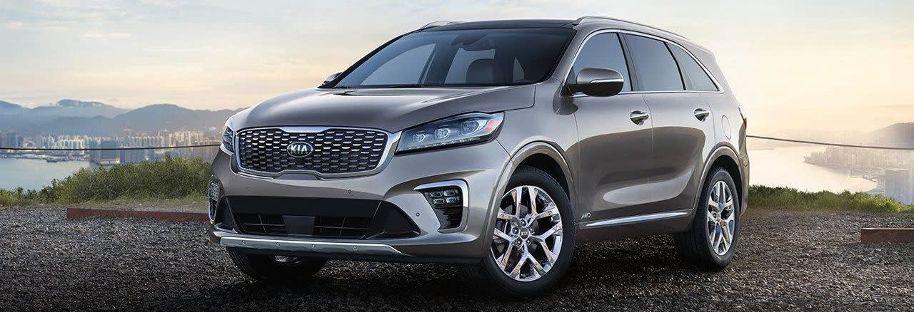 2019 Kia Sorento Leasing near Universal City, TX