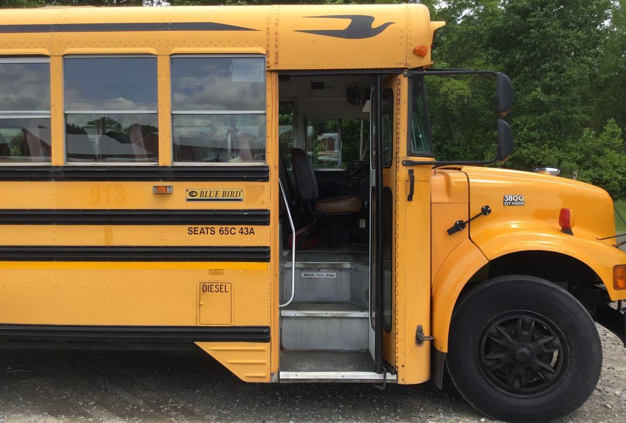 Blue Bird Bus >> Used Bluebird Buses For Sale Near Buffalo Ny Don Brown Bus Sales Inc