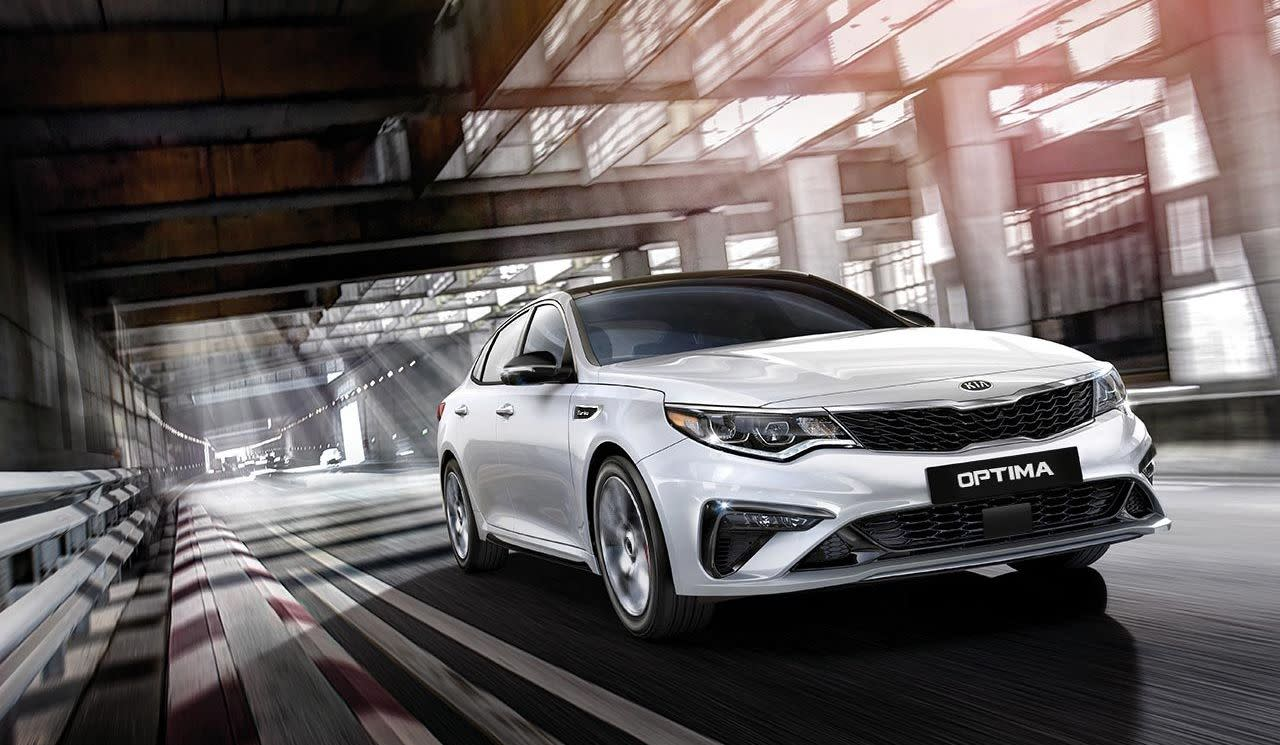 2019 Kia Optima for Sale in New Braunfels, TX