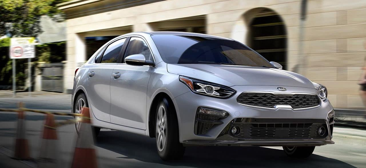 2019 Kia Forte for Sale near Alief, TX