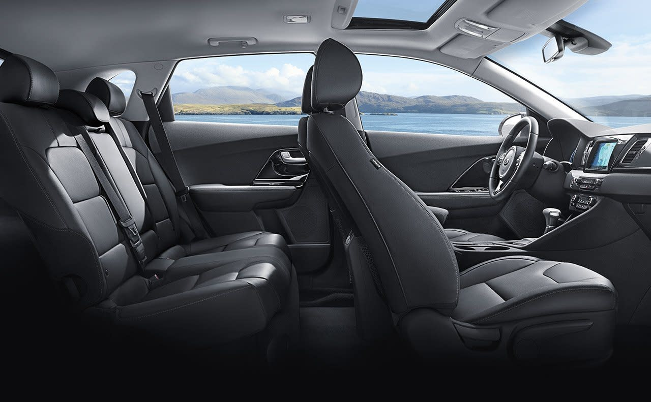 2019 Kia Niro Interior Seating