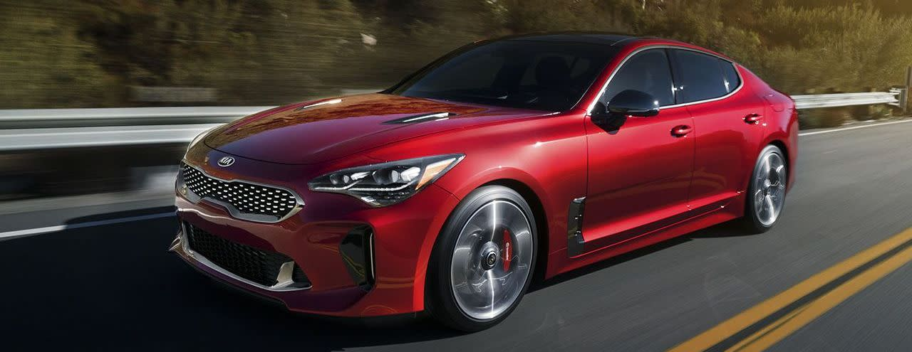 2019 Kia Stinger Leasing in Shreveport, LA
