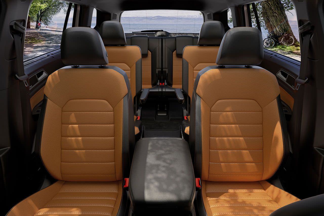 Sporty Seating in the 2019 Atlas