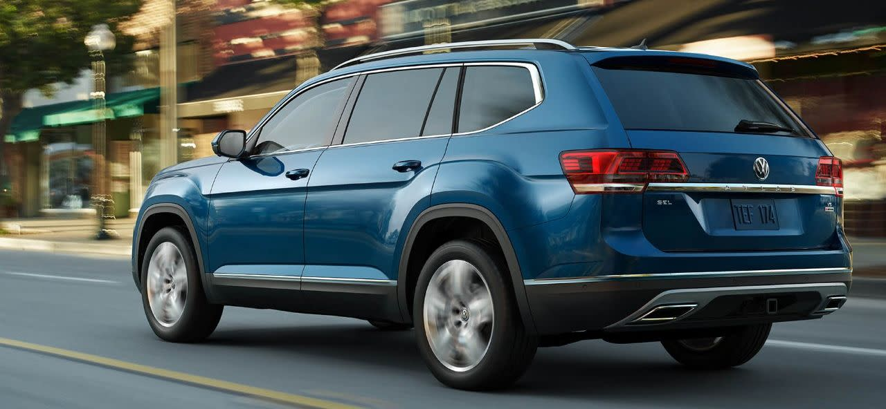 2019 Volkswagen Atlas Leasing near College Park, MD