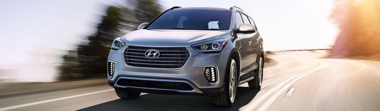 2019 Hyundai Santa Fe XL Leasing near Washington, DC