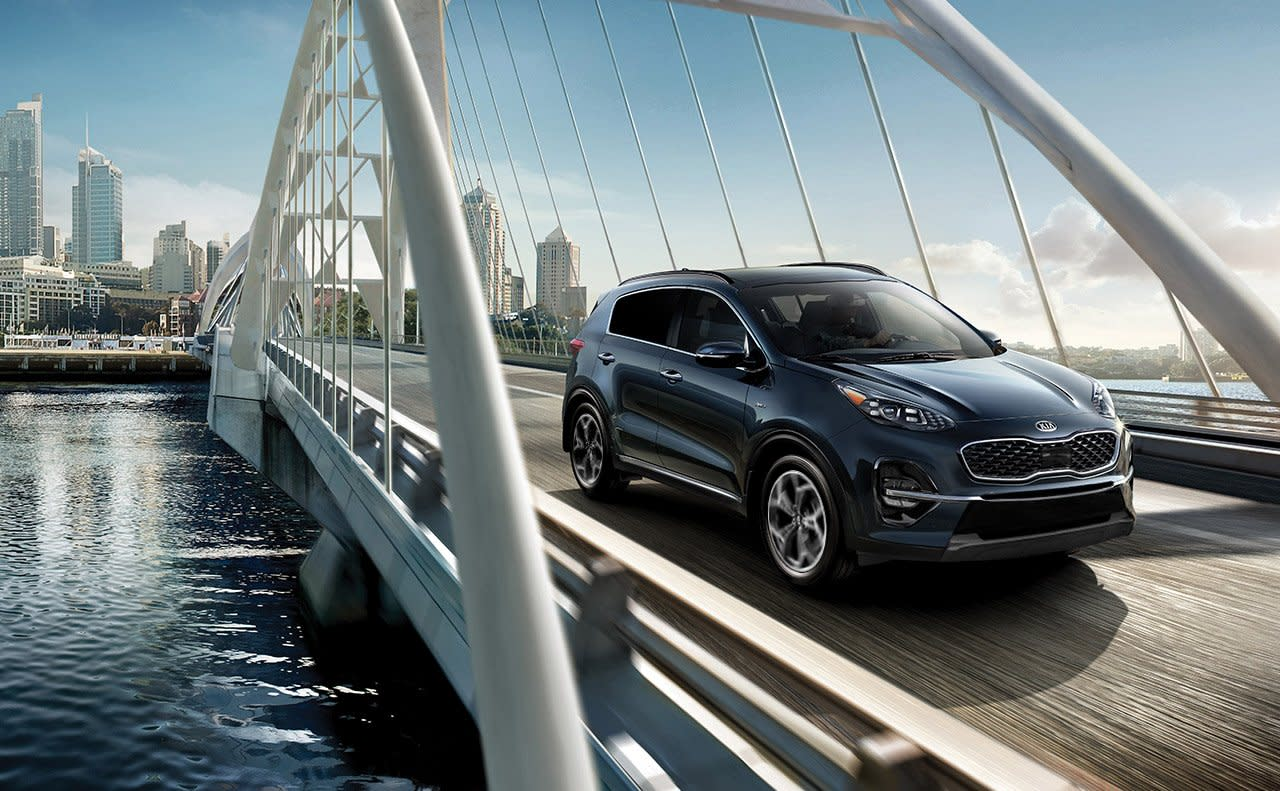 2020 Kia Sportage Financing in New Braunfels, TX