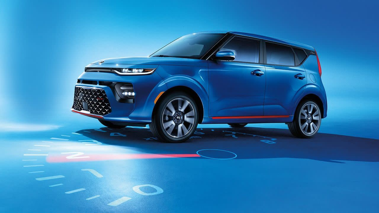 2020 Kia Soul vs 2019 Toyota CH-R near North County, CA