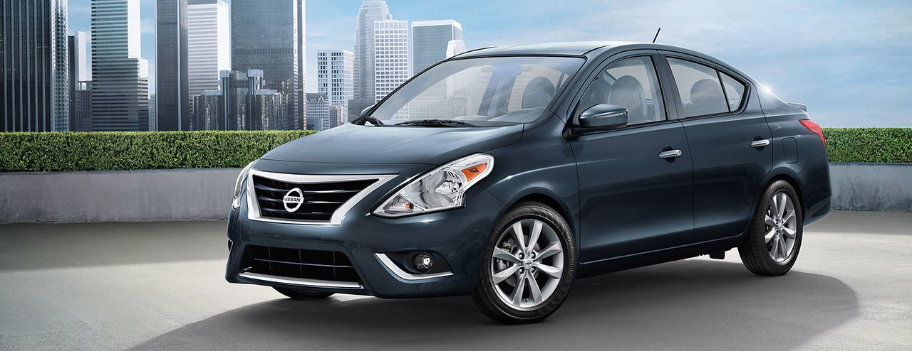 2017 Nissan Versa For Sale Near St. Charles, IL