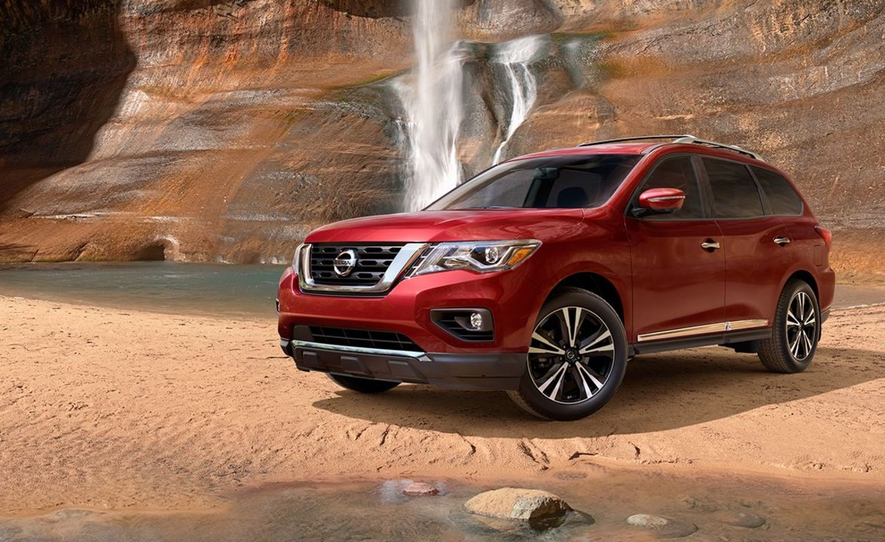 2017 Nissan Pathfinder Vs Toyota Highlander Near Leominster Ma Murano Trailer Hitch Wiring Finding The Ideal Midsize Crossover Suv That Fits Your Needs Can Be A Hard Task To Take On Ease Worries And Help You Out We At Marlboro Put