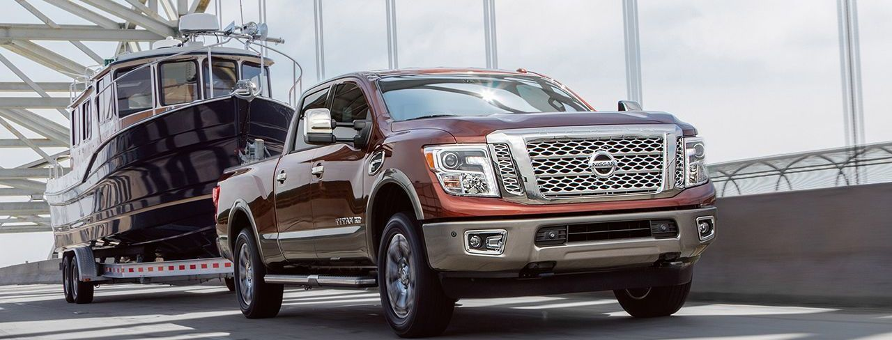 2017 Nissan Titan XD for Sale near Washington, DC