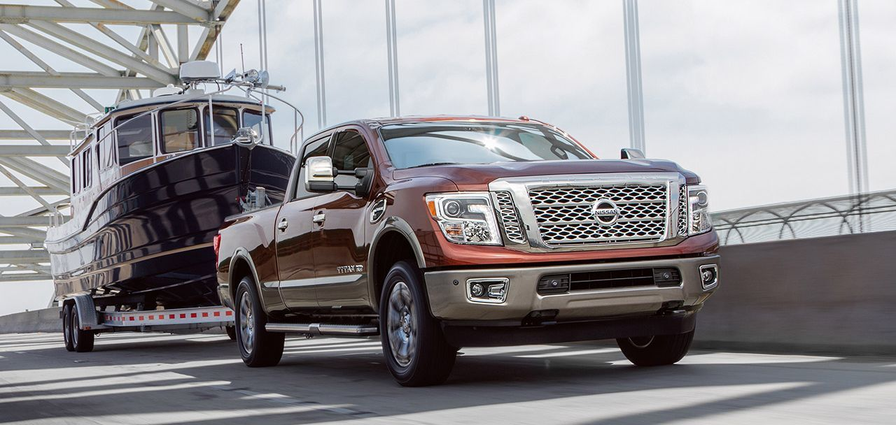 2017 Nissan Titan XD for Sale near Romeoville, IL