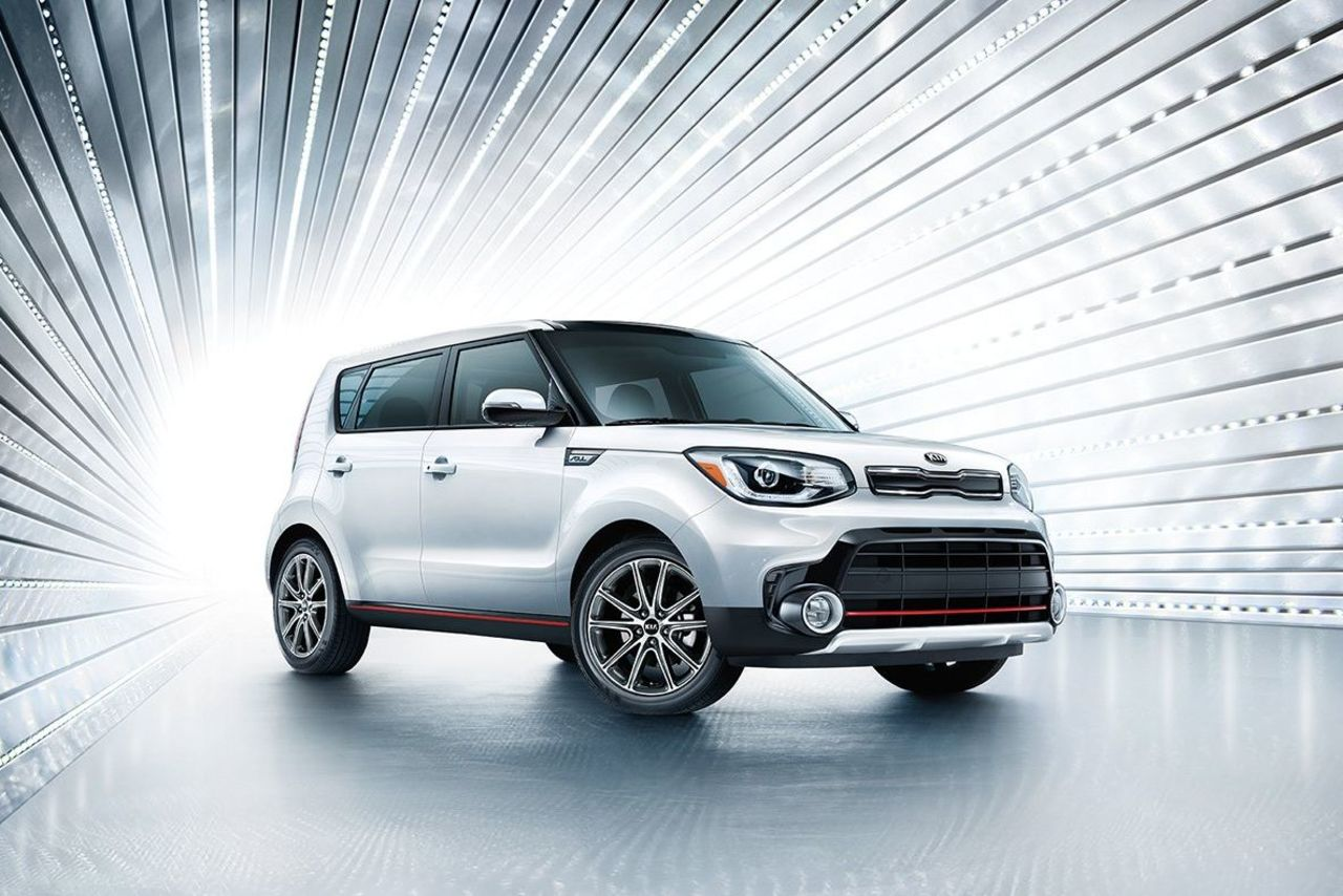 2017 Kia Soul Financing near Longview, TX