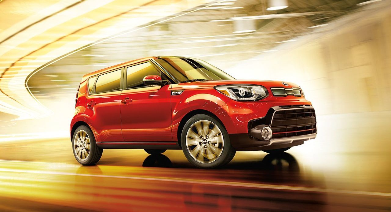 2017 Kia Soul Leasing near Longview, TX
