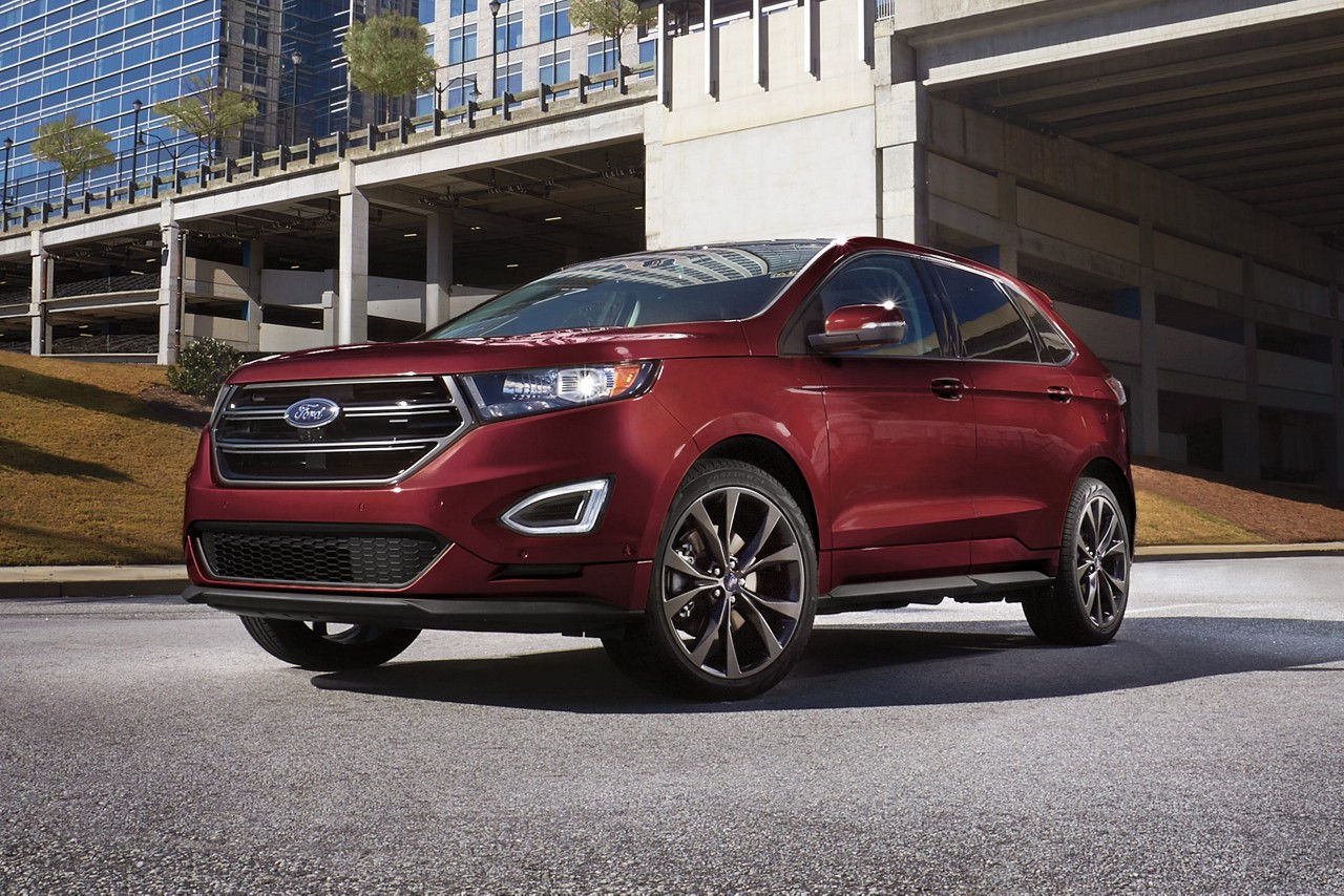 Ford Edge Vs  Nissan Murano In Hereford Tx