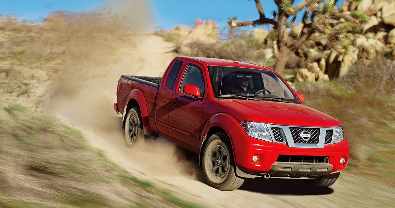 2017 Nissan Frontier for Sale near Aurora, IL - Thomas Nissan
