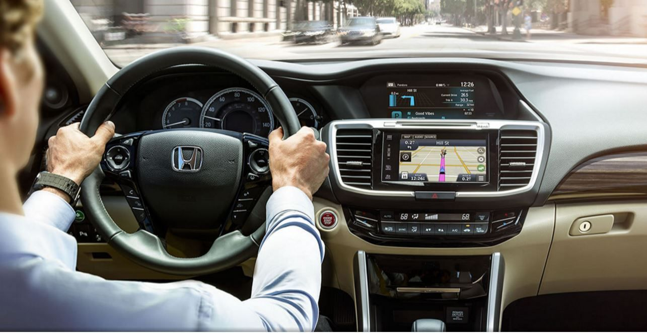 2017 Accord with Navigation