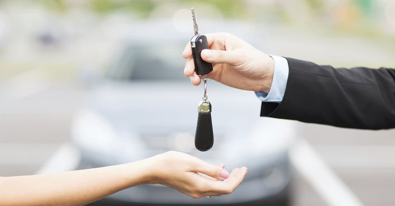 Start The Car-Buying Process Today!