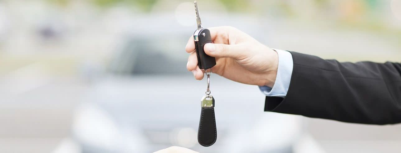 Grab the Keys and Be On Your Way!