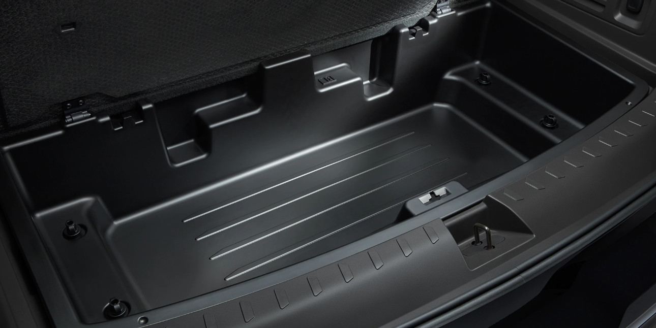 2020 Chevrolet Traverse Cargo