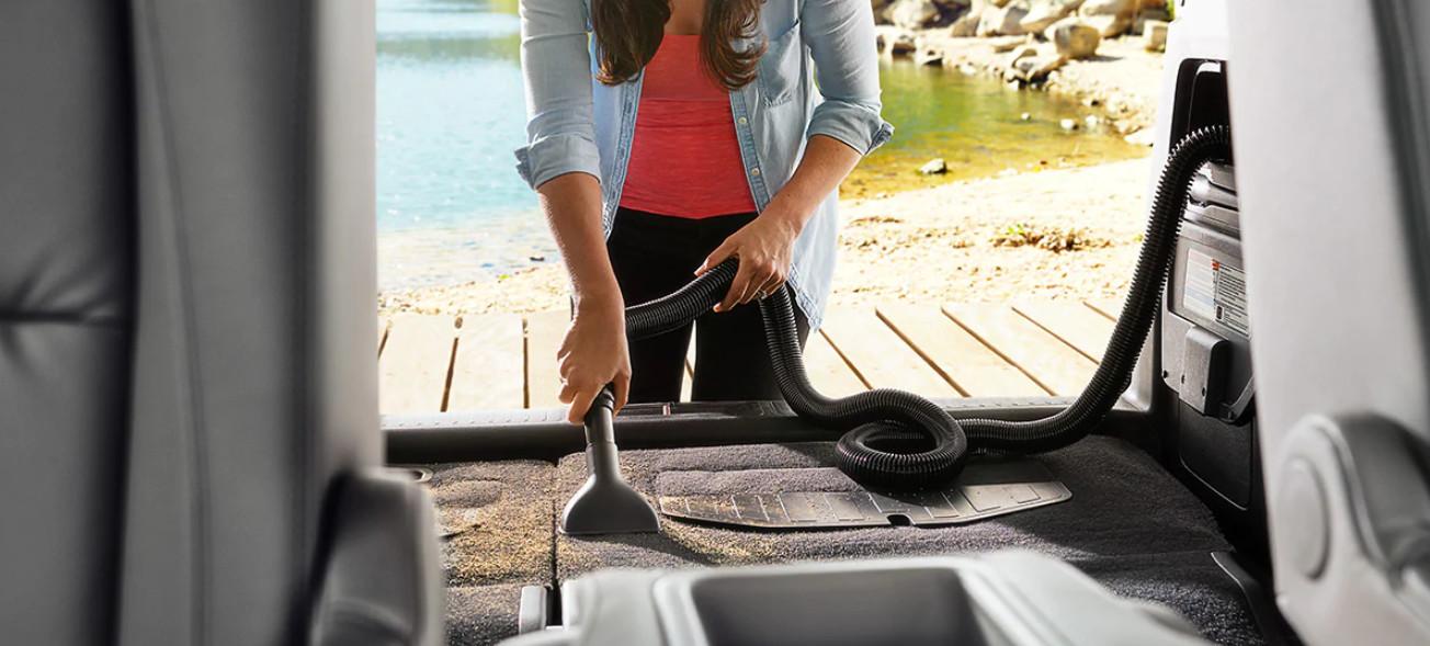 2020 Honda Odyssey Optional HondaVAC®