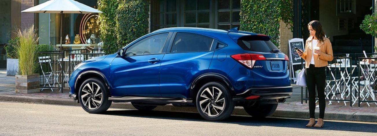 2020 Honda HR-V Leasing near College Park, MD