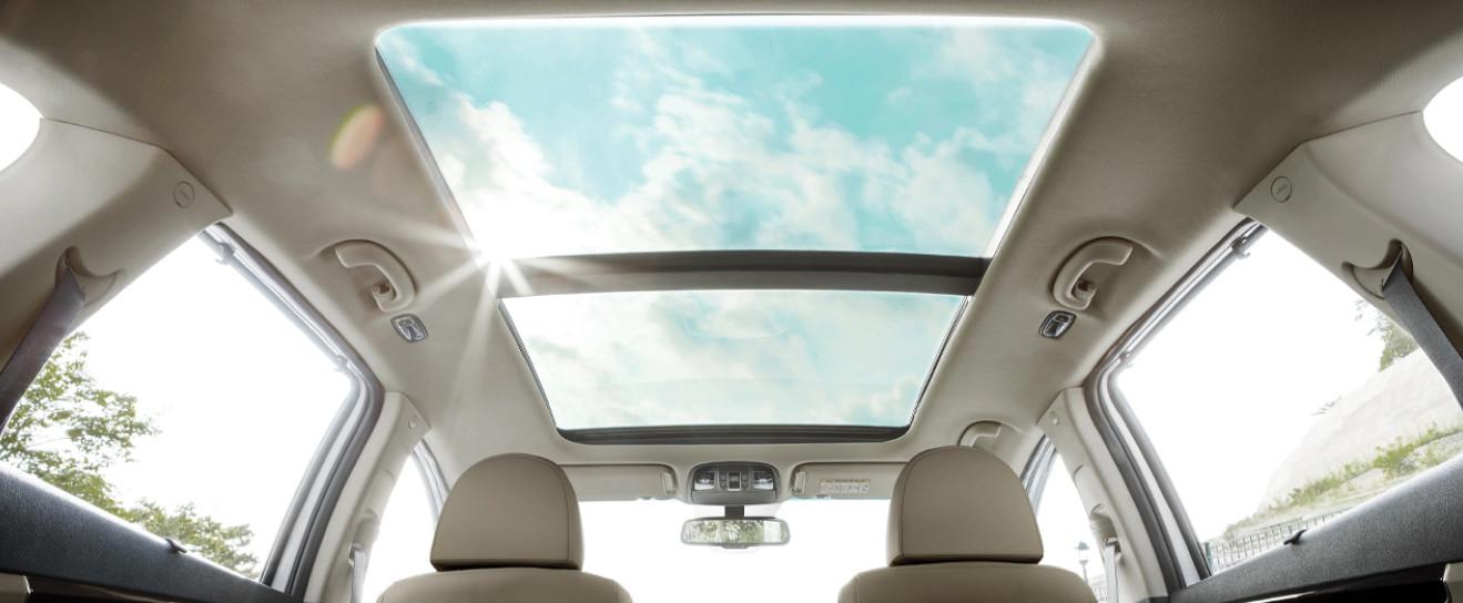 2020 Kia Sorento Panoramic Sunroof