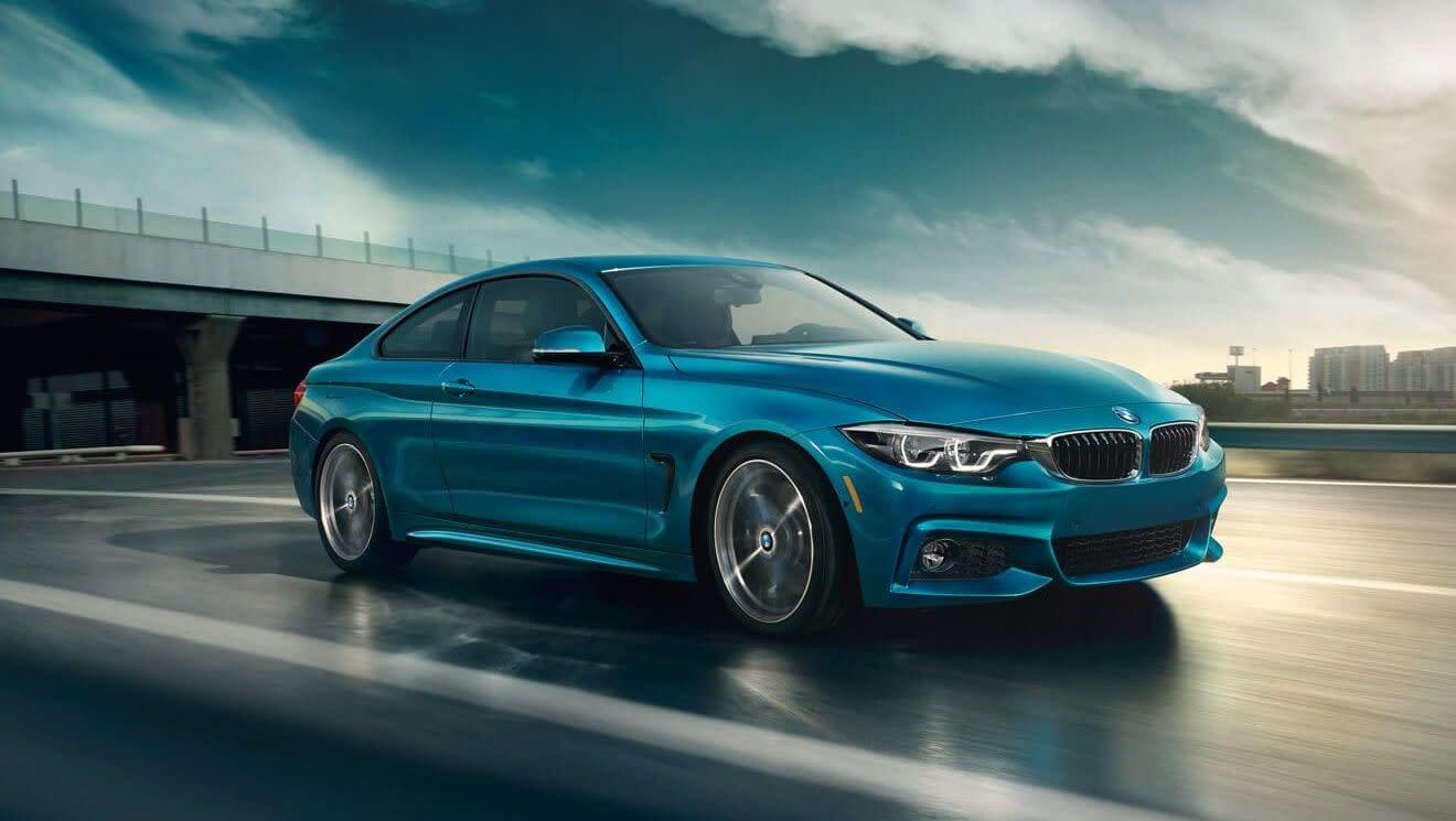 2019 BMW 4 Series vs 2018 INFINITI Q60 near Gary, IN