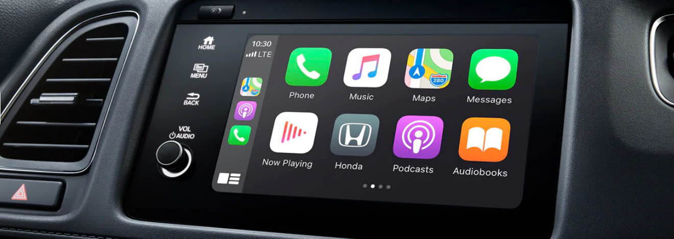 Access Your Apps Easily in the 2020 Honda HR-V!