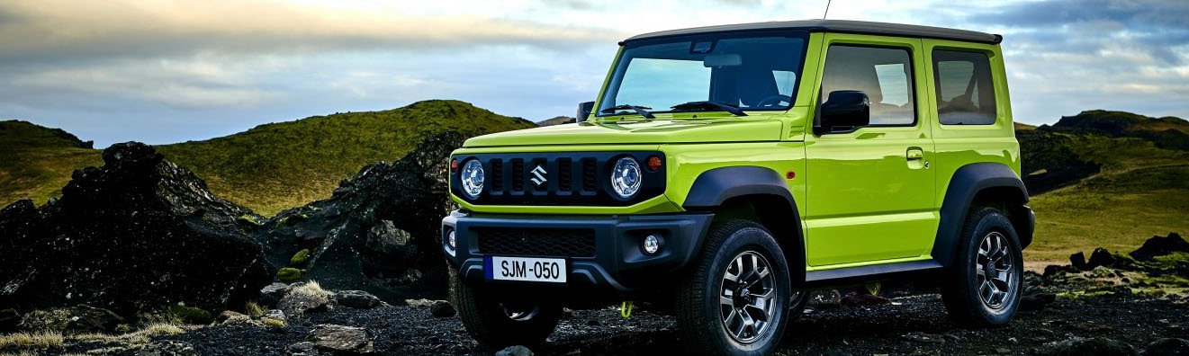 Suzuki Jimny | Auto Luykx