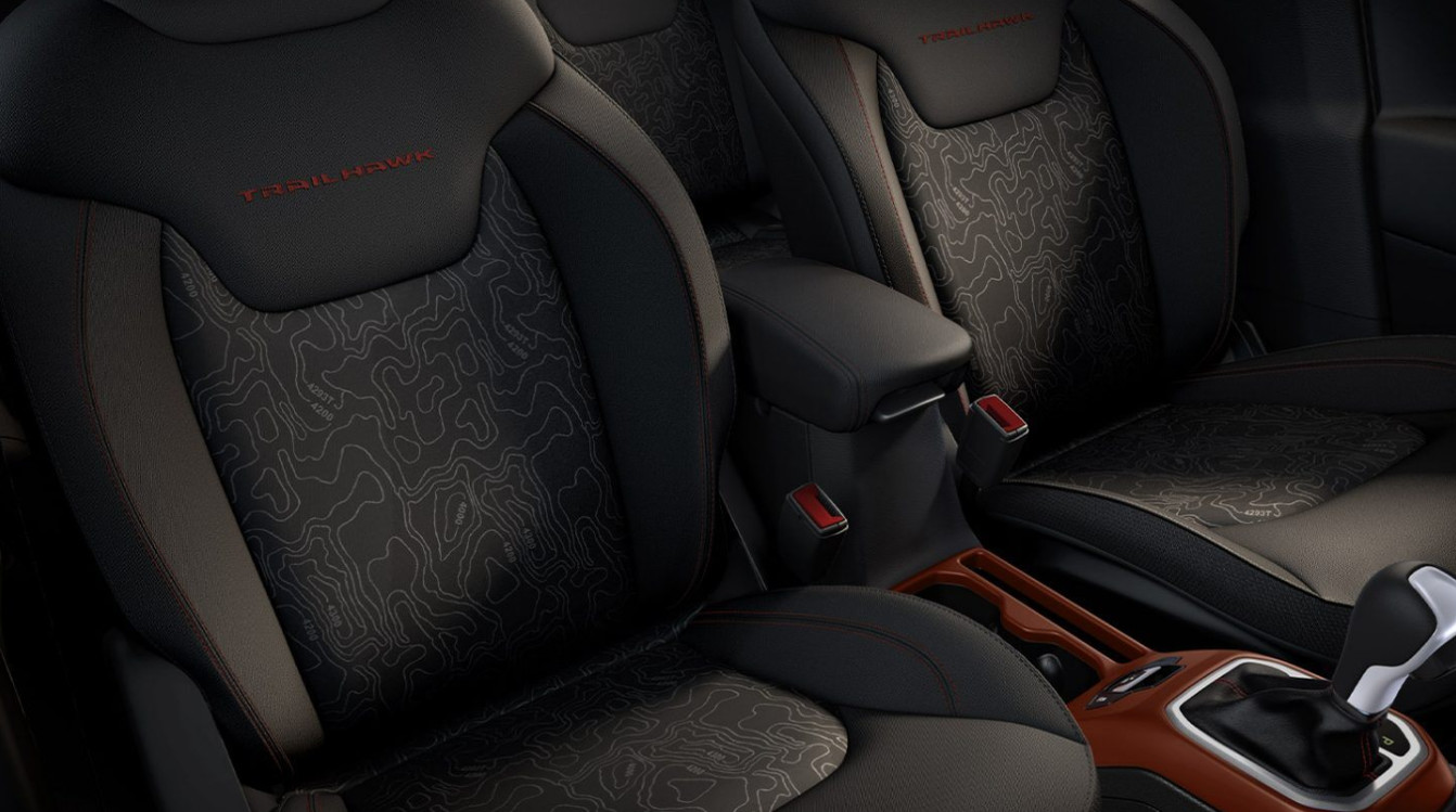 2020 Jeep Renegade Seating