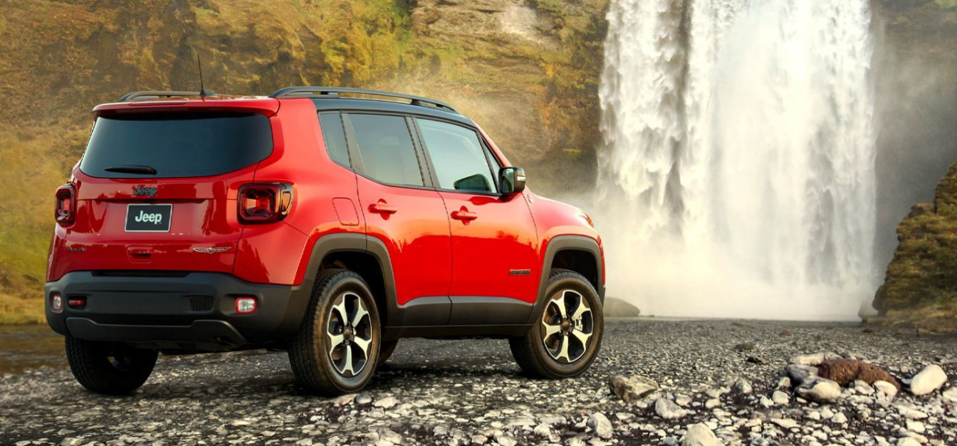 2020 Jeep Renegade for Sale in Chandler, OK
