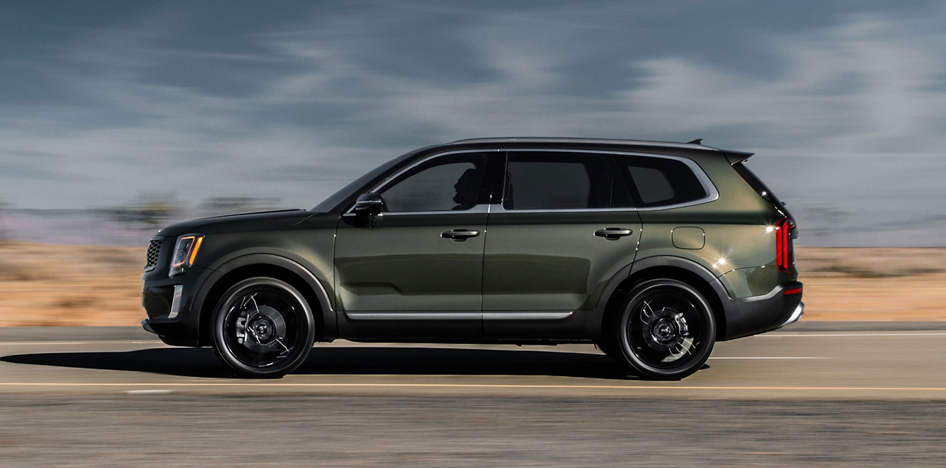 2020 Kia Telluride Leasing near Red Chute, LA
