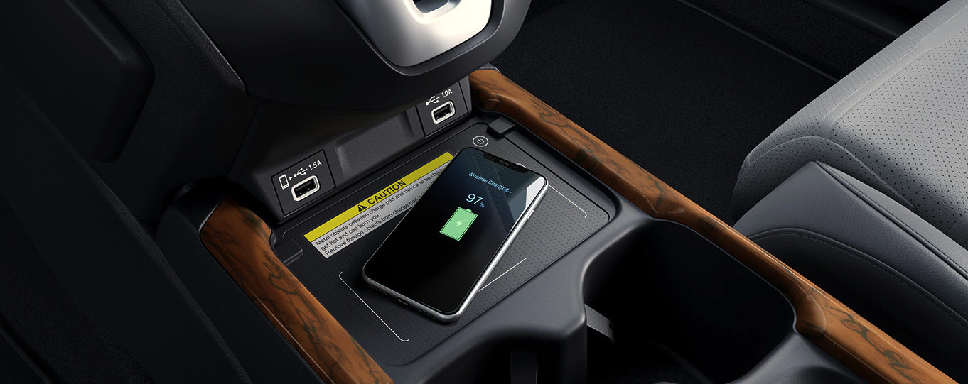 Charge Your Phone Quickly in the 2020 Honda CR-V!