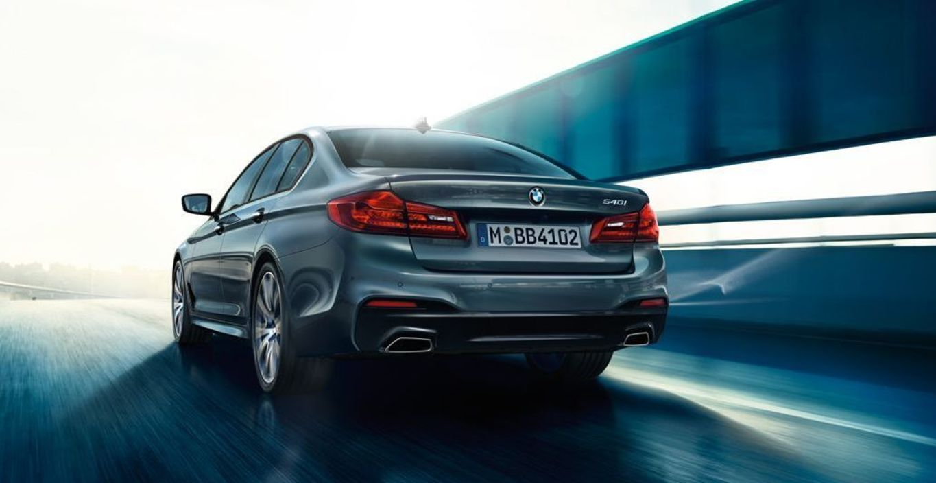 2017 BMW 5 Series Leasing near Flossmoor, IL