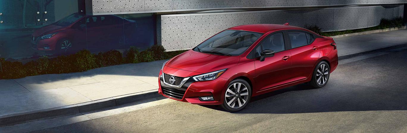 2020 Nissan Versa Leasing near Richmond, VA