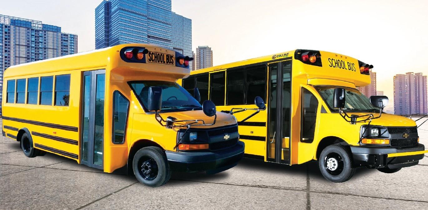 School Buses for Sale in Kansas, KS - Midwest Transit Equipment