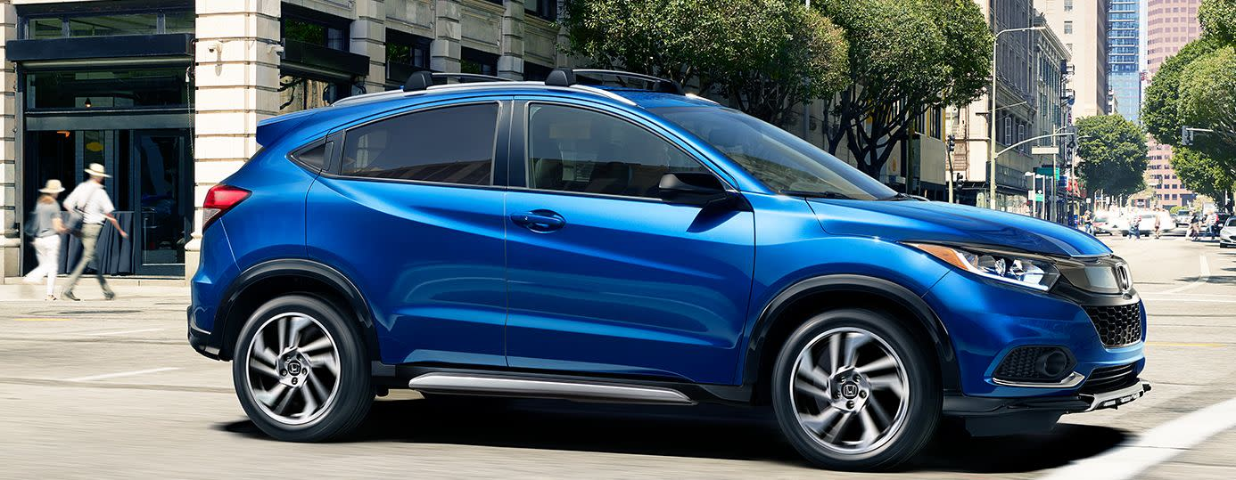 2019 Honda HR-V for Sale in Lansing, MI - Art Moehn Auto Group