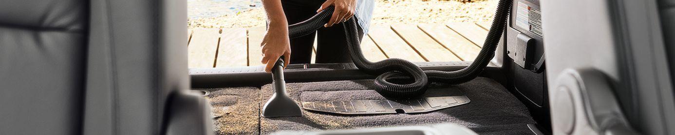 Odyssey's In-car Vacuum