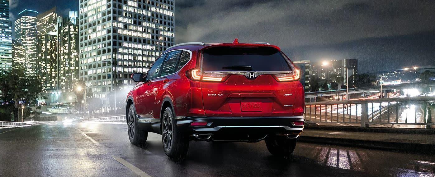 2020 Honda CR-V Key Features near Aiken, SC