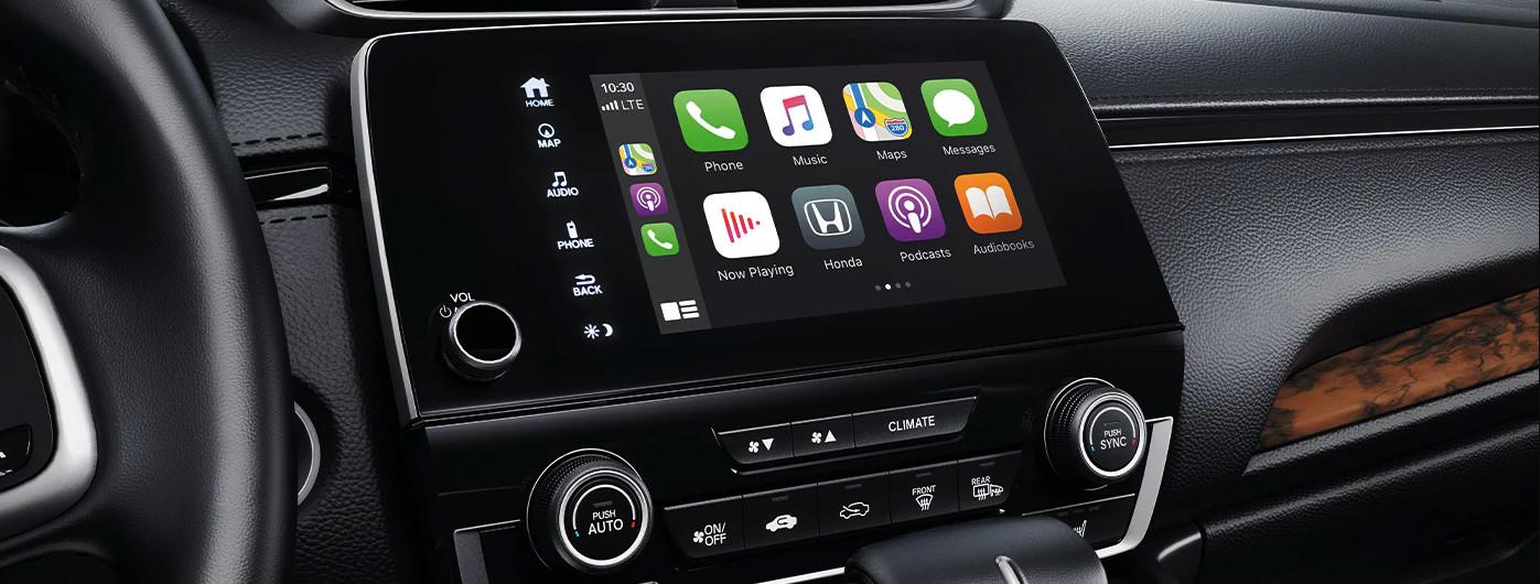 2020 Honda CR-V Infotainment Center